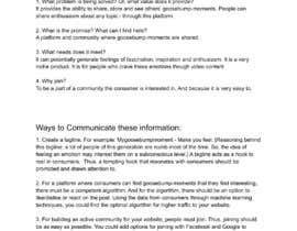 #12 cho Help solve our marketing problem bởi moon0001