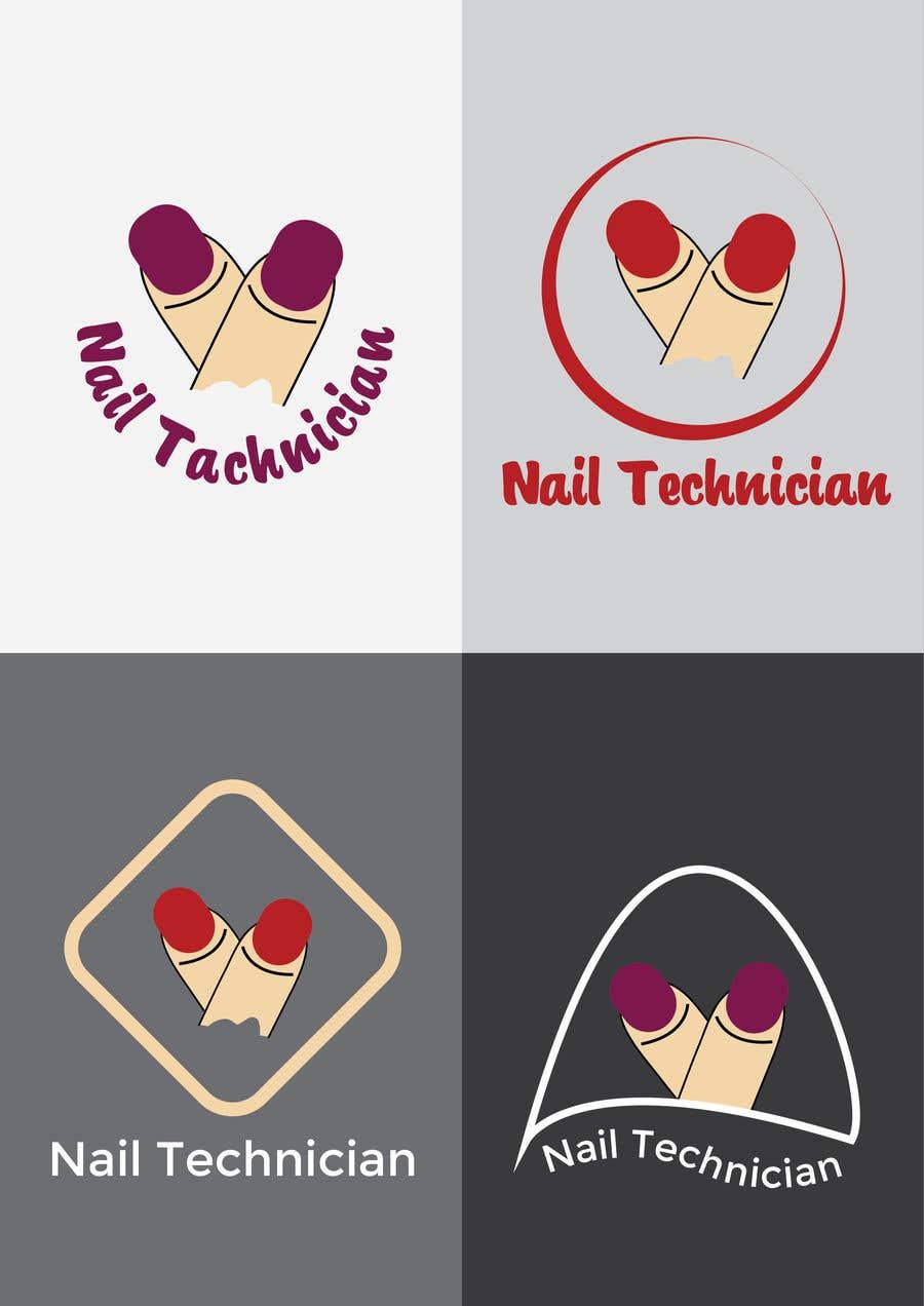 Bài tham dự cuộc thi #                                        39                                      cho                                         logo for nail technician(beauty)