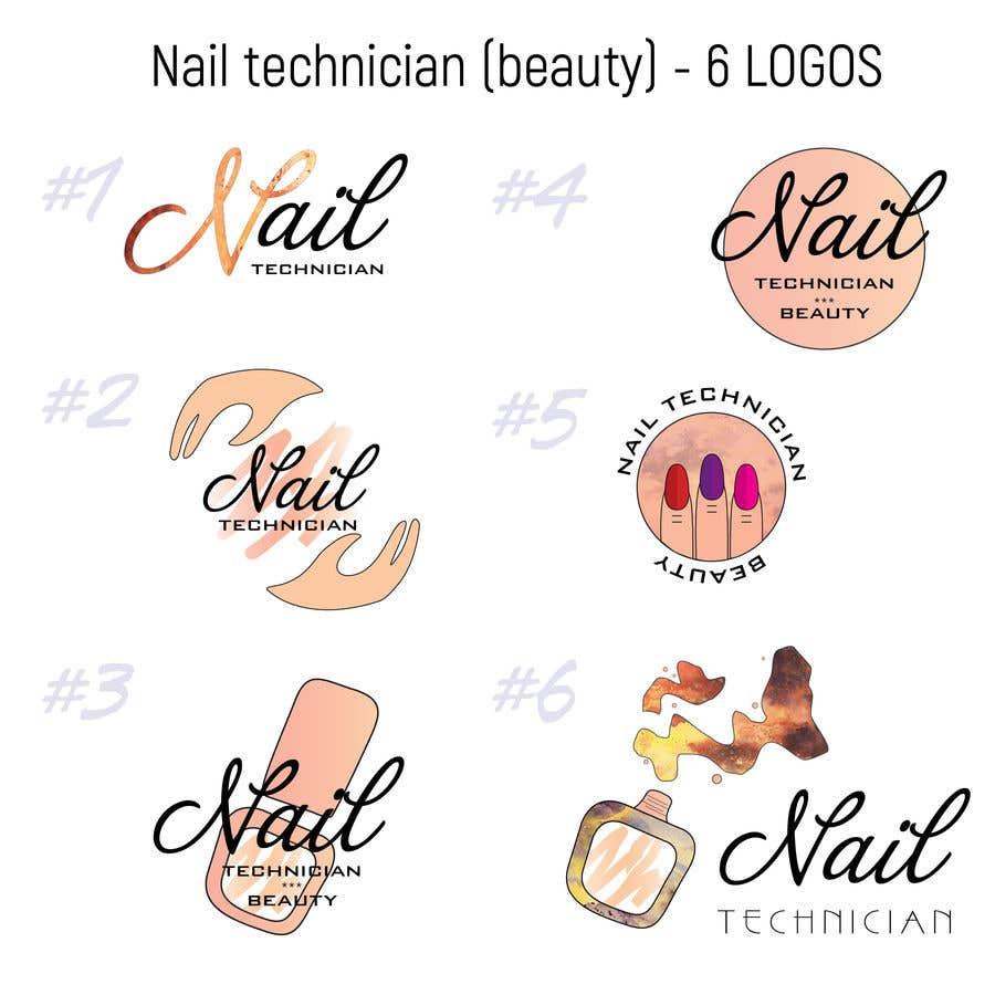 Bài tham dự cuộc thi #                                        57                                      cho                                         logo for nail technician(beauty)