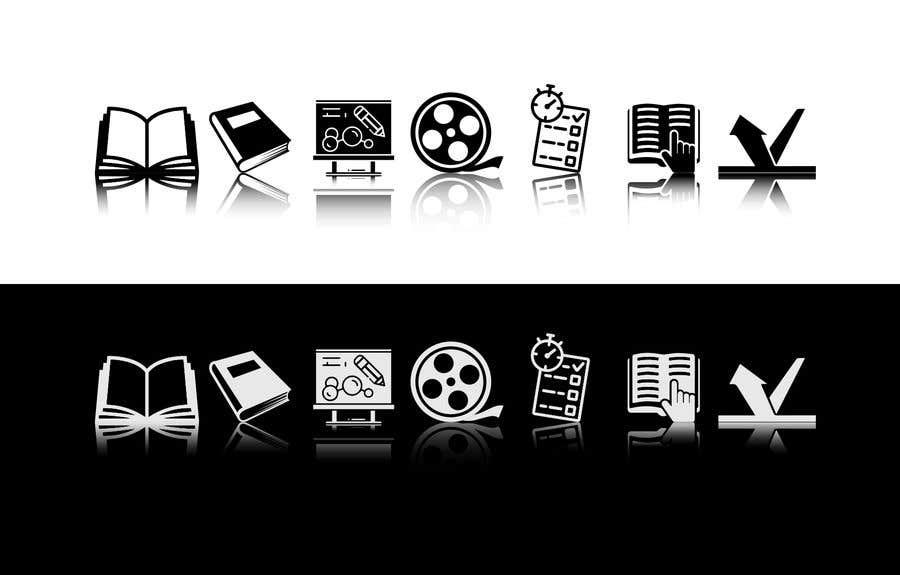 Penyertaan Peraduan #                                        33                                      untuk                                         6 icons for a website