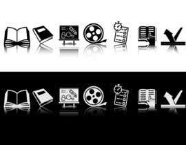 #33 untuk 6 icons for a website oleh cakemudbudiono