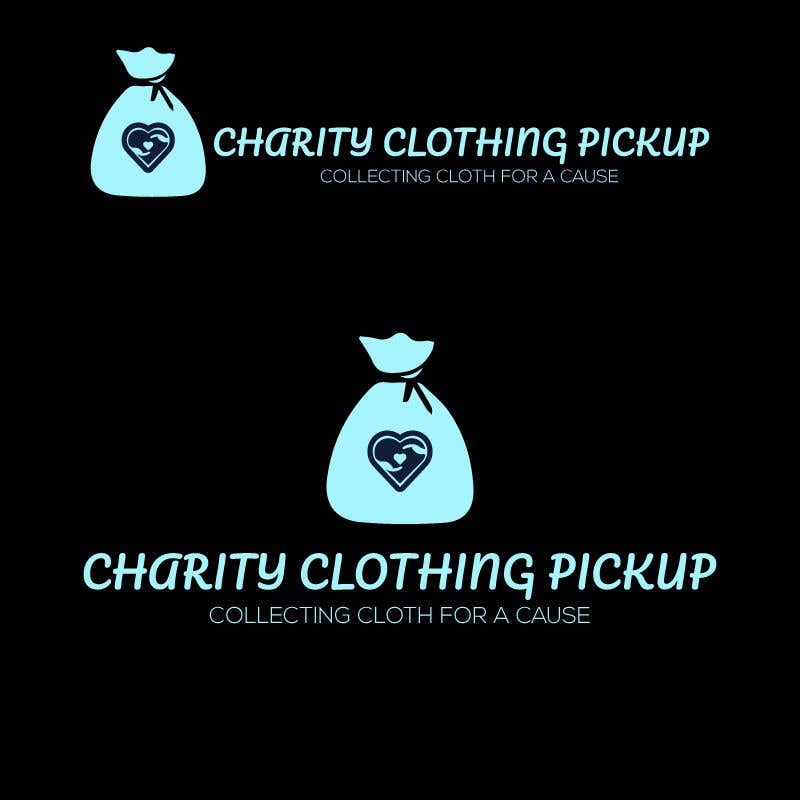 Contest Entry #                                        15                                      for                                         Charity Clothing Pickup Logo