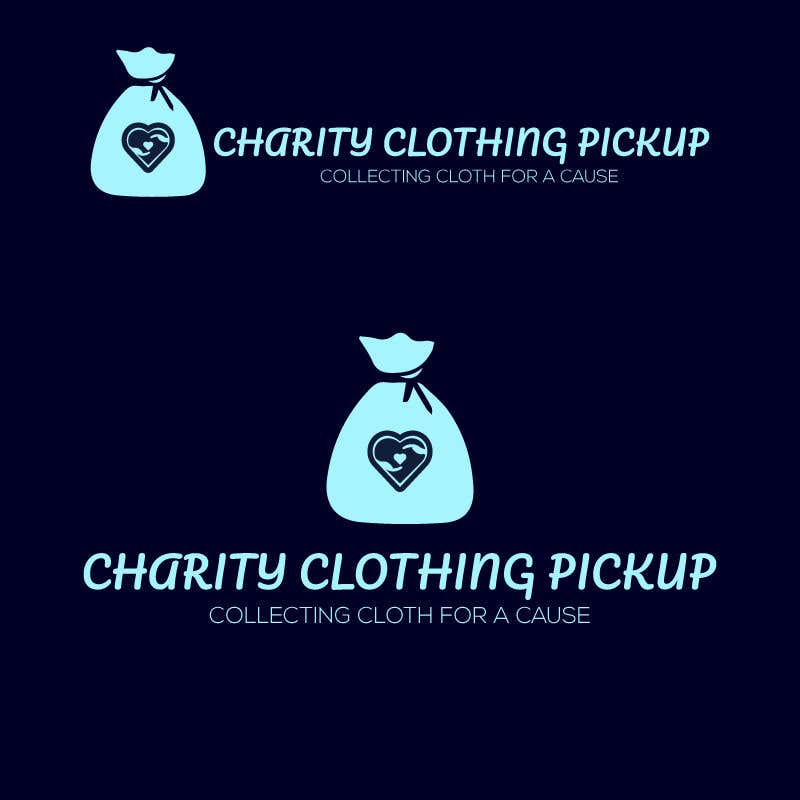 Contest Entry #                                        24                                      for                                         Charity Clothing Pickup Logo