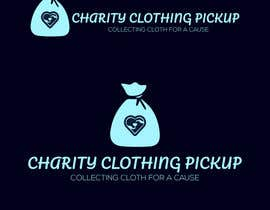 #25 for Charity Clothing Pickup Logo by MdShalimAnwar