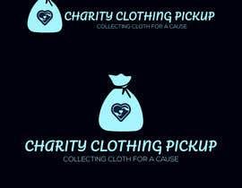 #26 for Charity Clothing Pickup Logo by MdShalimAnwar