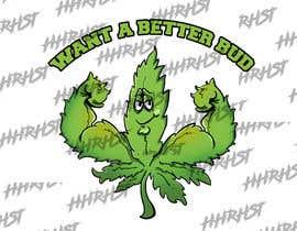 Nro 116 kilpailuun Cannabis Campaign logo design käyttäjältä hhrhst