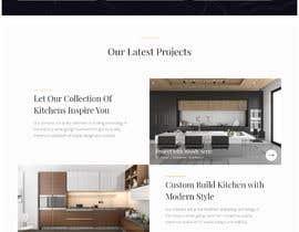 #1 for Design website for kitchen company af DigitalKrish