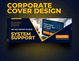 Nro 15 kilpailuun Banner design for technical platform käyttäjältä Taposs