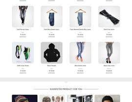 #31 untuk Build me a website with shopping cart, mobile app and design a logo oleh Farjana967