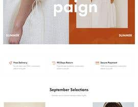 #15 untuk Build me a website with shopping cart, mobile app and design a logo oleh kaziridoy472
