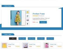 #21 untuk Build me a website with shopping cart, mobile app and design a logo oleh joyd9066