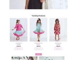#16 untuk Build me a website with shopping cart, mobile app and design a logo oleh freelancerimra59