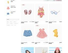 #19 untuk Build me a website with shopping cart, mobile app and design a logo oleh freelancerimra59
