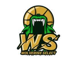 #35 for Logo for Basketball team (Wolverine Select) af KunalDasDESIGN