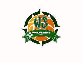 #41 for Logo for Basketball team (Wolverine Select) af Mansdiaz28