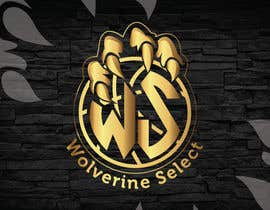 #45 for Logo for Basketball team (Wolverine Select) af ovichowdhury