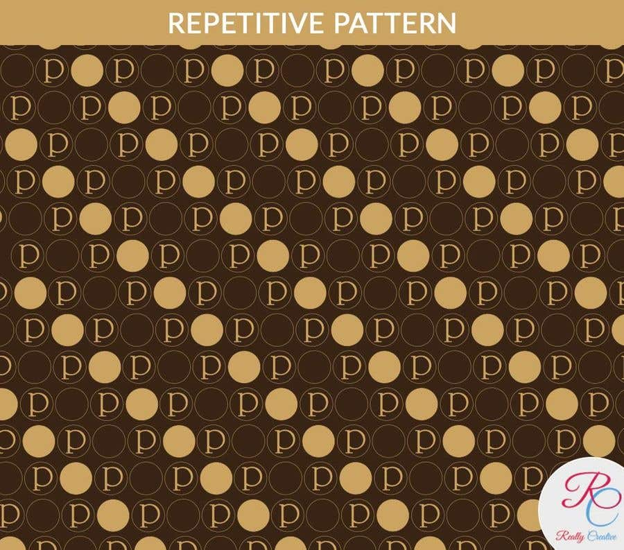 Contest Entry #                                        97                                      for                                         Design a repetitive pattern for our brand