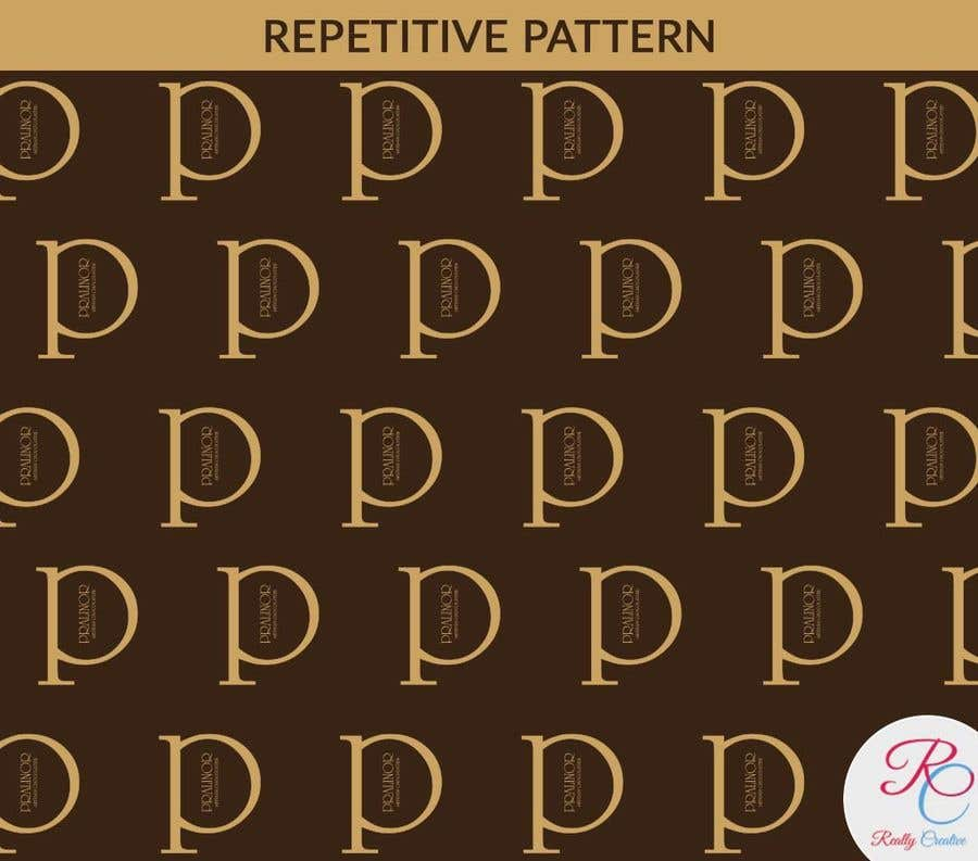 Contest Entry #                                        125                                      for                                         Design a repetitive pattern for our brand