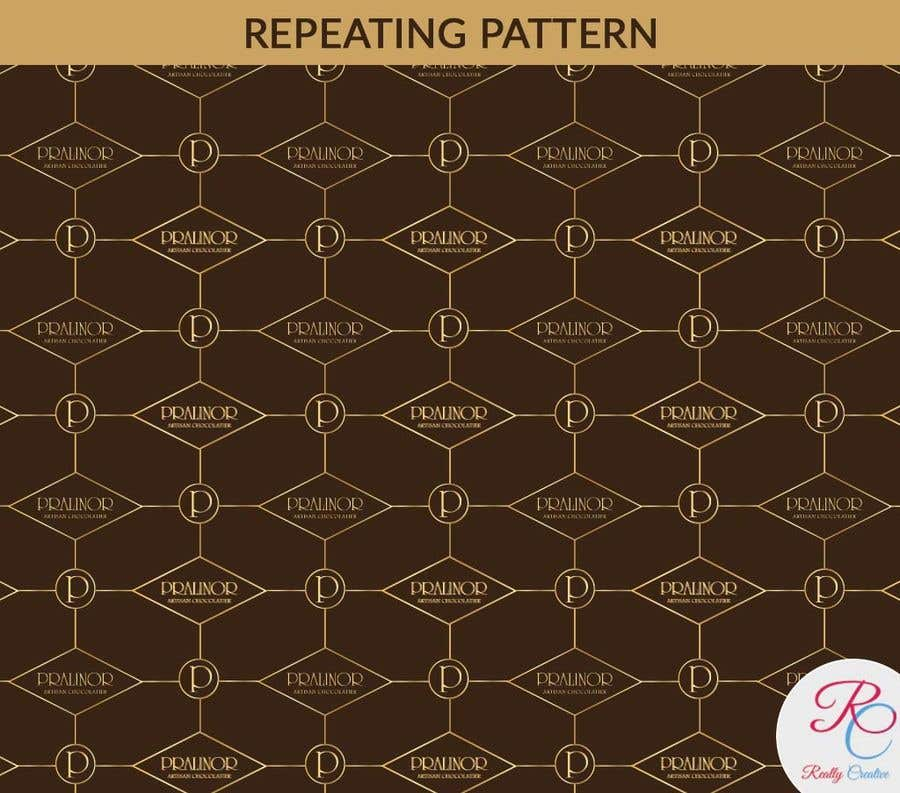 Contest Entry #                                        138                                      for                                         Design a repetitive pattern for our brand