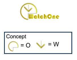 #44 for Logo for my brand Smartwatch af ghanghrozulfiqar