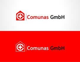 nº 23 pour Design of a logo for Comunas GmbH par Qomar