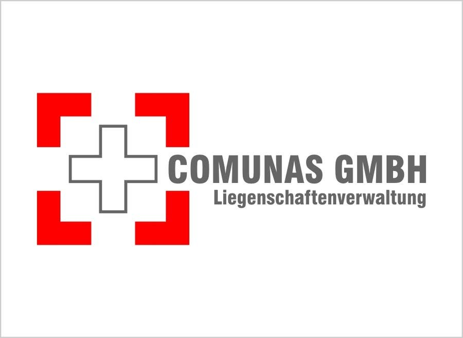 #28 for Design of a logo for Comunas GmbH by designisafeeling