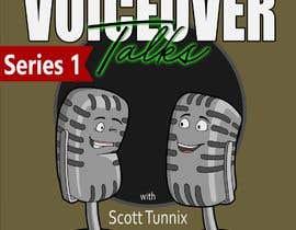 #44 para Design Cover Art for new Voiceover Themed Podcast por v4f4t4