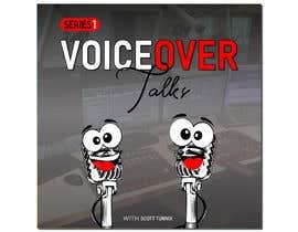 #36 para Design Cover Art for new Voiceover Themed Podcast por sheikhsamim32