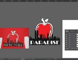 "mahabubsanto tarafından Please RE-DRAW the example ""Big Apple"" image using Adobe Illustrator. için no 100"