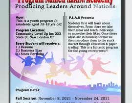 #5 para Flyer for educational program por sararmama2