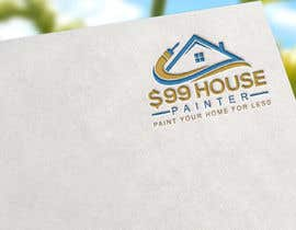 #164 cho $99 House Painter Logo bởi mozibulhoque666