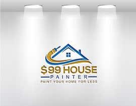 #166 cho $99 House Painter Logo bởi mozibulhoque666