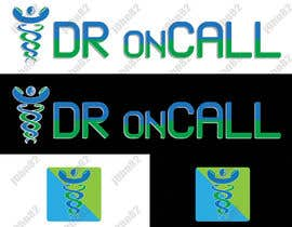 "#20 para Design a Logo for ""Dr OnCall"" application/website por J0HN82"