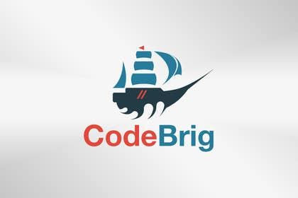 #454 cho Design a Logo for CodeBrig (software company) bởi pvcomp