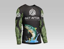 #41 untuk Design me a Fishing Shirt oleh mehakkhokhar41