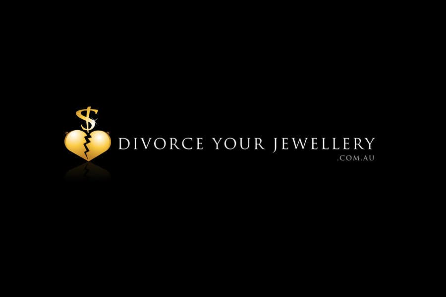 Contest Entry #                                        45                                      for                                         Logo Design for Divorce my jewellery