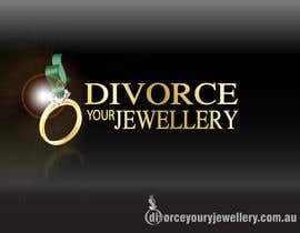 #140 para Logo Design for Divorce my jewellery de pupster321