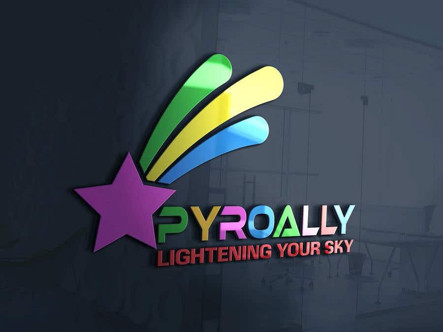 Kilpailutyö #                                        177                                      kilpailussa                                         create a fireworks product logo