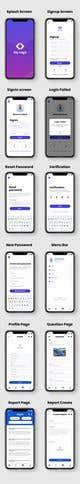Imej kecil Penyertaan Peraduan #                                                37                                              untuk                                                 Design me a Mobile App