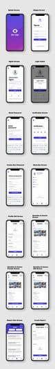 Imej kecil Penyertaan Peraduan #                                                45                                              untuk                                                 Design me a Mobile App