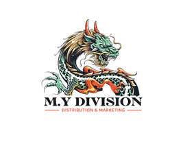 #41 untuk Design and draw a dragon logo for a sketch idea oleh sannijhum