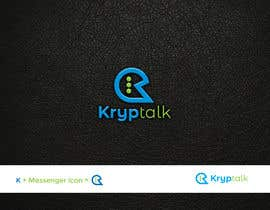 #100 for Crypto Messenger Logo Design af rabiulsheikh470