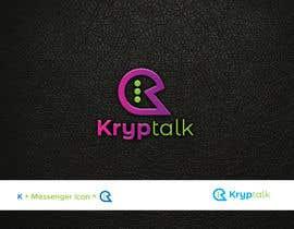 #101 for Crypto Messenger Logo Design af rabiulsheikh470