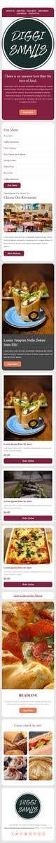 Konkurrenceindlæg #                                                15                                              billede for                                                 Create a HTML email template design and set it up on Klaviyo