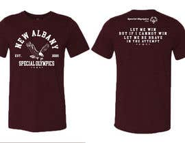 GDProfessional tarafından New albany Special Olympics Tee Shirt Design için no 148