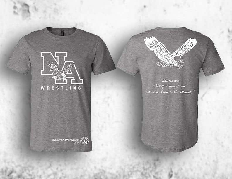 Konkurrenceindlæg #                                        6                                      for                                         New albany Special Olympics Tee Shirt Design