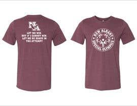 shagor42445 tarafından New albany Special Olympics Tee Shirt Design için no 137