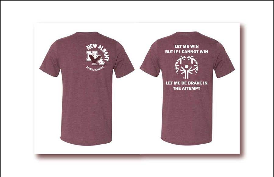Konkurrenceindlæg #                                        108                                      for                                         New albany Special Olympics Tee Shirt Design