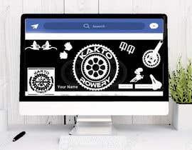 #17 untuk Logo o tresci rowerowej oleh designerlogo37