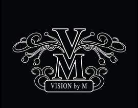 nº 43 pour Design a Logo for Fashion show apparel- VISION by M par AnaCZ